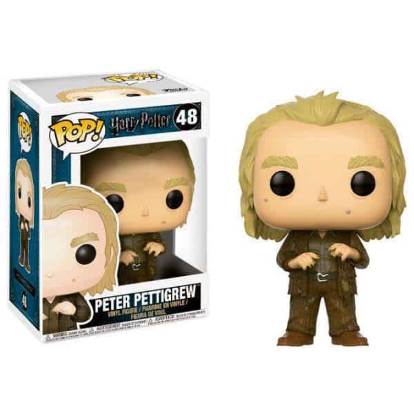 Figura POP Harry Potter Peter Pettigrew