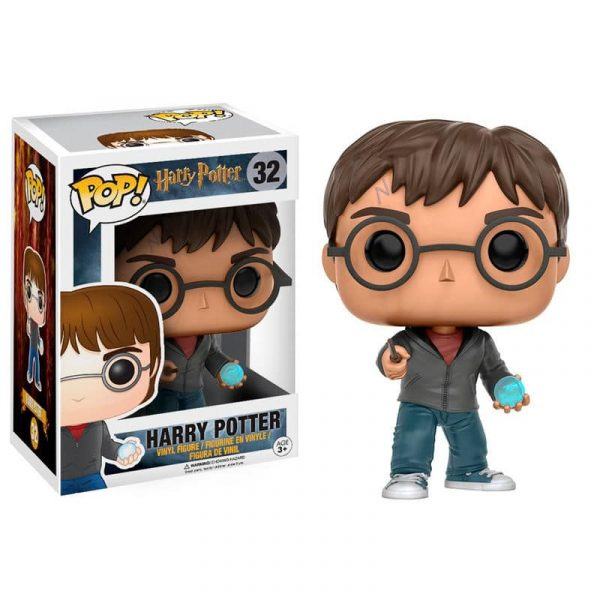 Figura POP Harry Potter Prophecy Harry