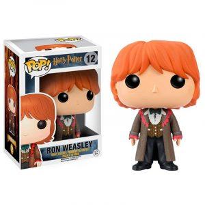 Funko Pop! Ron Weasley (Baile de Navidad) [Harry Potter]