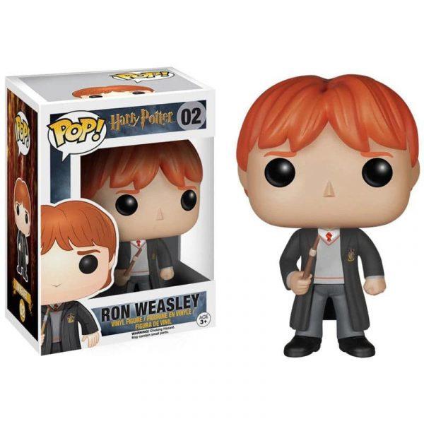 Figura POP Harry Potter Ron Weasly