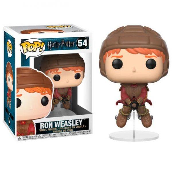 Figura POP Harry Potter Ron on Broom