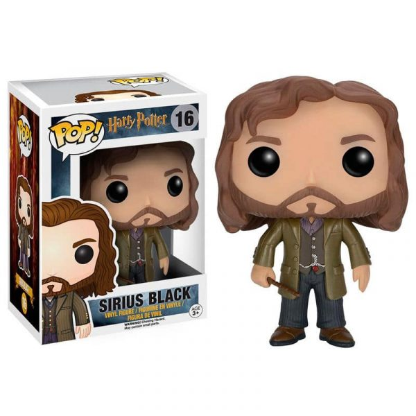 Figura POP Harry Potter Sirius Black