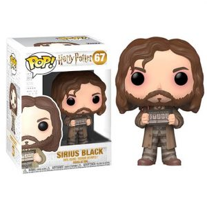 Funko Pop! Sirius Black Exclusivo (Harry Potter)