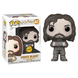 Funko Pop! Sirius Black Chase Exclusivo (Harry Potter)