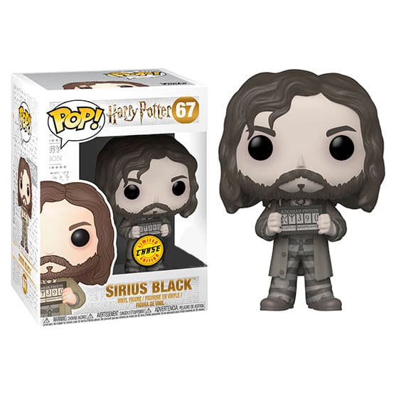 Figura POP Harry Potter Sirius Black Exclusive Chase