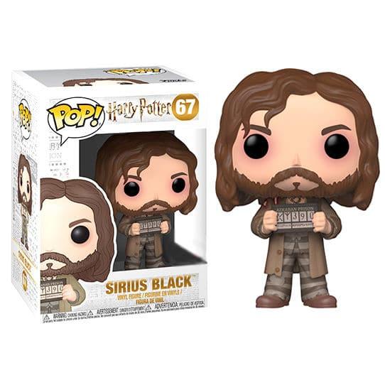 Funko Pop! Sirius Black [Harry Potter] Exclusivo