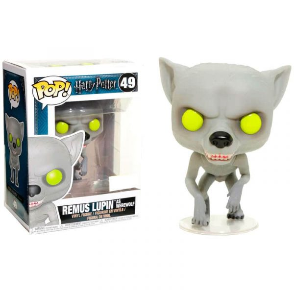 Figura POP Harry PotterRemus Lupin Werewolf Exclusive