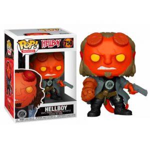 Funko Pop! Hellboy (w BPRD Tee)