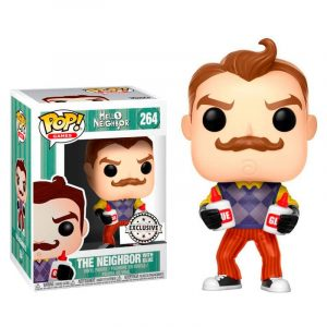 Funko Pop! Hello Neighbor with Glue Exclusivo