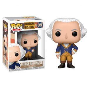 Funko Pop! George Washington [American History]
