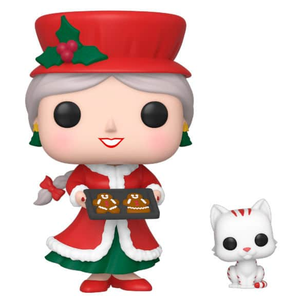Figura POP Holiday Mrs. Claus
