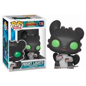 Funko Pop! Night Lights (Cómo Entrenar A Tu Dragón)