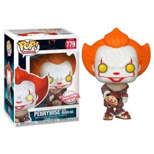 Funko Pop! Pennywise (Con gorro de castor) [IT 2]