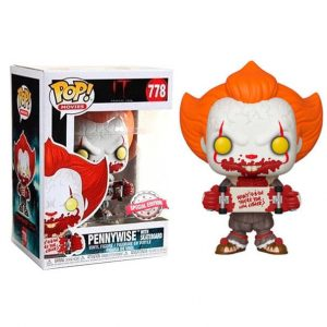 Funko Pop! Pennywise (Con patinete) [IT 2]