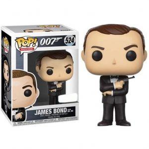 Funko Pop! James Bond 007 Sean Connery Exclusivo