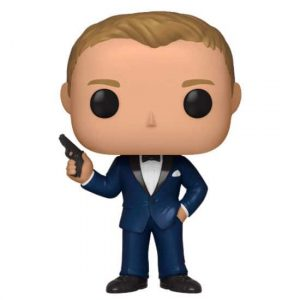Funko Pop! James Bond Daniel Craig Casino Royale serie 2