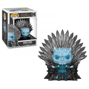Funko Pop! Night King (Iron Throne) (Juego de Tronos)