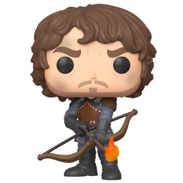 Figura POP Juego de Tronos Theon with Flaming Arrows
