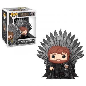 Funko Pop! Tyrion Lannister (Iron Throne) [Juego de Tronos]