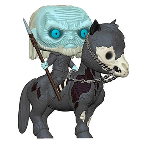 Figura POP Juego de Tronos White Walker on Horse