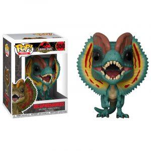 Funko Pop! Dilophosaurus [Jurassic Park]