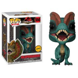 Funko Pop! Dilophosaurus Chase [Jurassic Park]