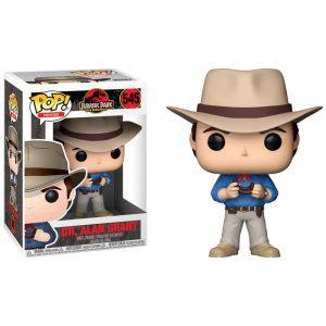 Funko Pop! Dr. Alan Grant [Jurassic Park]