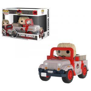 Funko Pop! Park Vehicle [Jurassic Park]