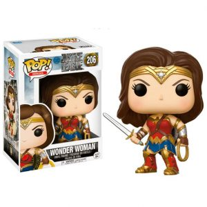 Funko Pop! Wonder Woman [Liga de la Justicia]