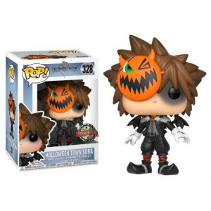 Funko Pop! Halloween Town Sora [Kingdom Hearts] Exclusivo