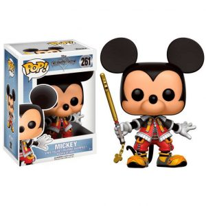 Funko Pop! Mickey [Kingdom Hearts]