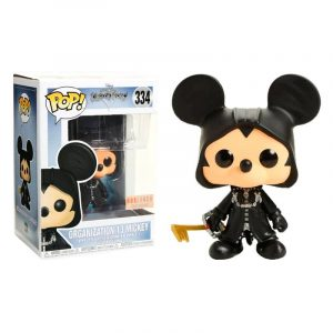 Funko Pop! Organization 13 Mickey (Kingdom Hearts) Exclusivo