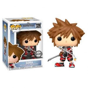 Funko Pop! Sora Brave [Kingdom Hearts] Exclusivo