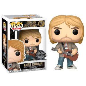 Funko Pop! Kurt Cobain MTV Unplugged Exclusivo
