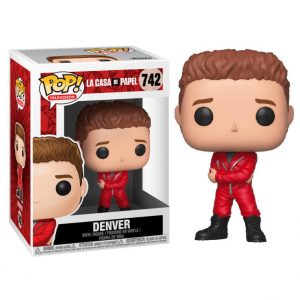 Funko Pop! Denver (La Casa de Papel)