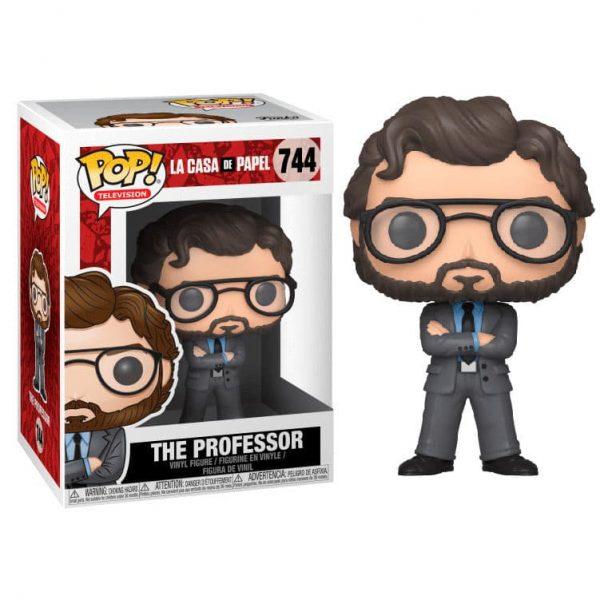 Figura POP La Casa de Papel El Profesor