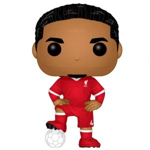 Funko Pop! Virgil Van Dijk [Liverpool]