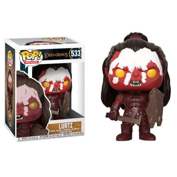 Figura POP Lord of the Rings Lurtz