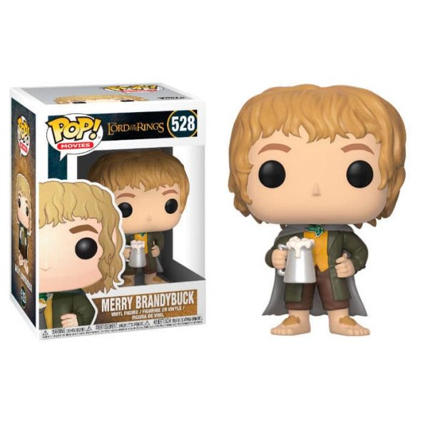 Figura POP Lord of the Rings Merry Brandybuck