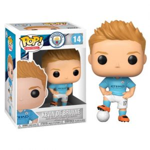 Funko Pop! Kevin De Bruyne [Manchester City]