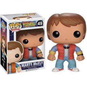 Funko Pop! Marty McFly [Regreso al futuro]