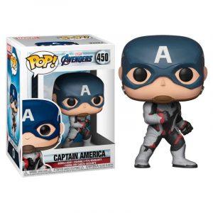 Funko Pop! Capitán América [Avengers: Endgame]