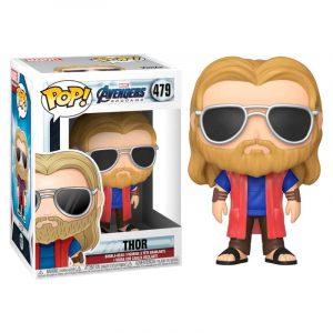 Funko Pop! Thor (Con Gafas de Sol) [Avengers: Endgame]