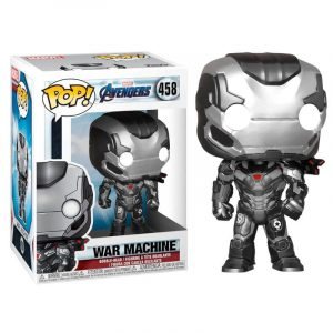 Funko Pop! War Machine [Avengers: Endgame]
