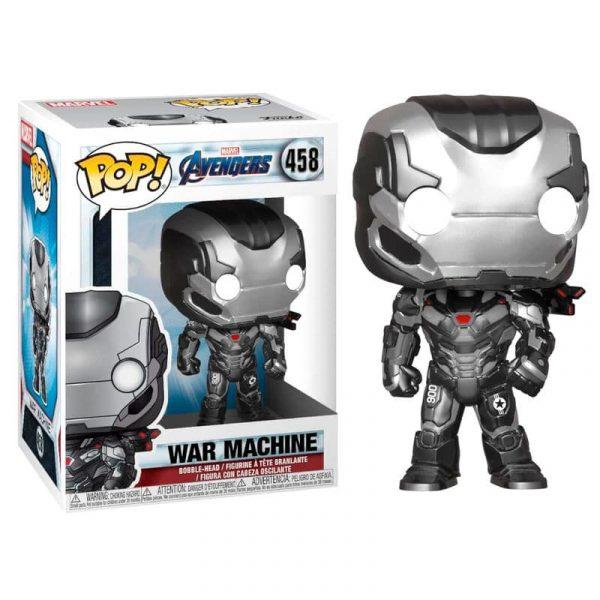 Figura POP Marvel Avengers Endgame War Machine