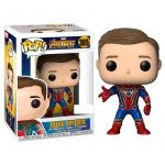 Figura POP Marvel Avengers Infinity Iron Spider Exclusive