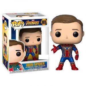 Funko Pop! Iron Spider (Avengers: Infinity War) Exclusivo
