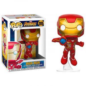 Funko Pop! Iron Man (Con alas) (Avengers: Infinity War)