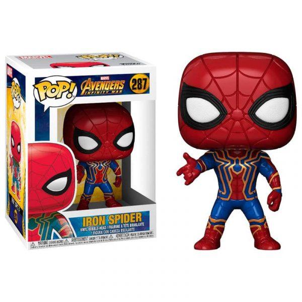 Figura POP Marvel Avengers Infinity War Iron Spider