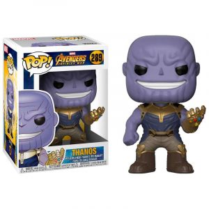 Funko Pop! Thanos (Avengers: Infinity War)